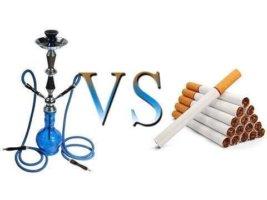 Как при курении сигарет, так и при курении кальяна последствия могут быть серьезными