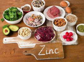 Суточная норма цинка в питании – 15-25 мг.