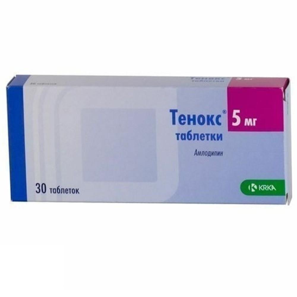 Тенокс: инструкция по применению, состав, показания и противопоказания, аналоги лекарства