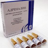 Основные свойства и применение в медицине гормона адреналин