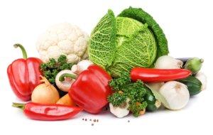 Снизить уровень холестерина помогут продукты богатые клетчаткой