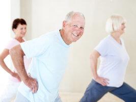 Специальные упражнения расширяют сосуды и снижают давление