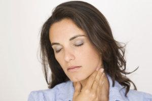 Боль в сонной артерии может быть вызвана аневризмой или атеросклерозом