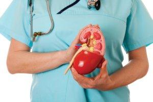 При почечной недостаточности препараты можно только по назначении врача!