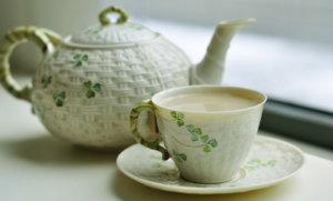 зелёный чай противопоказания