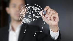 Очень часто ДЭП протекает с нейродегенеративными процессами в головном мозге