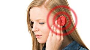 пульсирующий шум в ухе