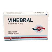 Винербал – это периферический вазодилататор