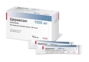 Цераксон: свойства препарата, правила применения, аналоги дешевле