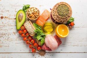 Правильное питание и образ жизни – залог здорового сердца!