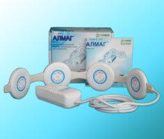 Алмаг 01 применяют для лечения многих острых и хронических заболеваний
