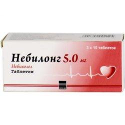 Небилонг: свойства, дозировка и аналоги препарата