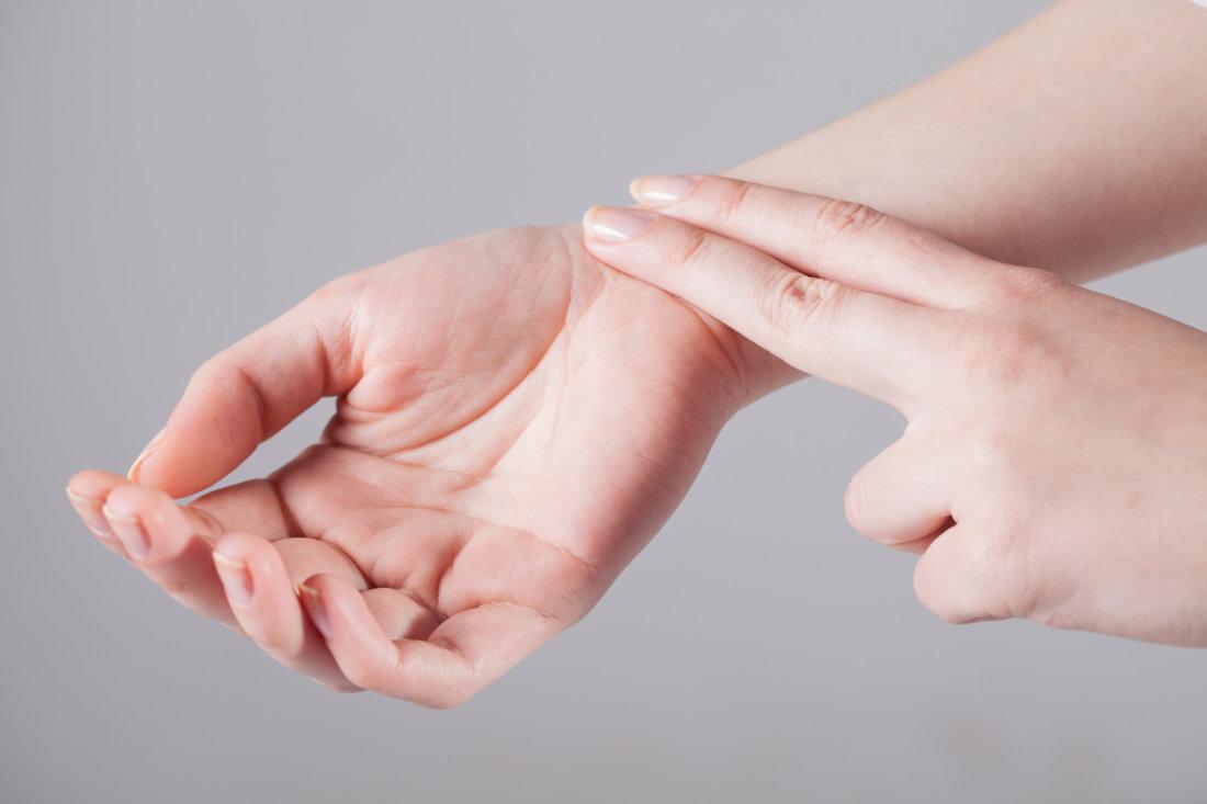 Пульс руки картинка