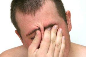 Курение кальяна может снизить остроту зрения, вызвать зуд и боль в глазах