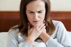 Нехватка воздуха во время сна может быть вызвана самыми разными причинами