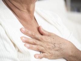 ТЭЛА может сопровождаться от практически бессимптомного течения до внезапной смерти