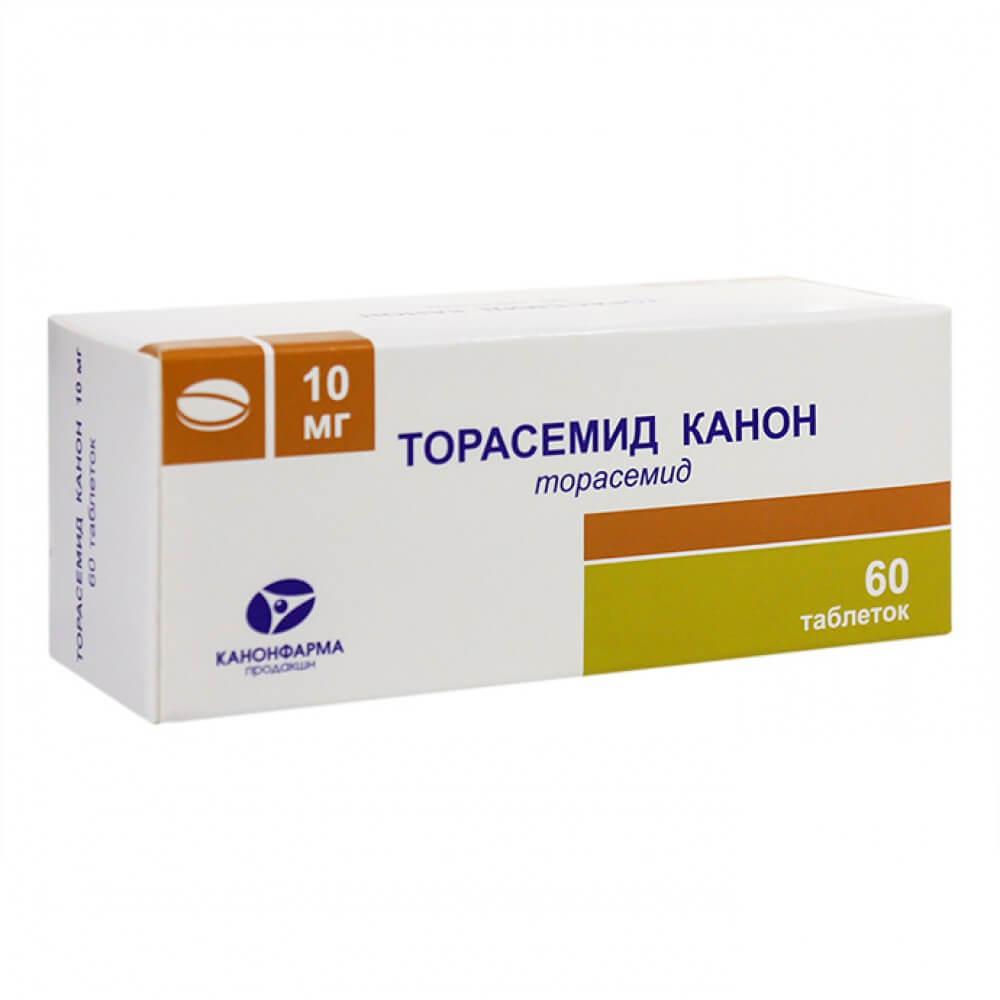 Торасемид (МНН): в чем состоит основное действие и особенности его применения