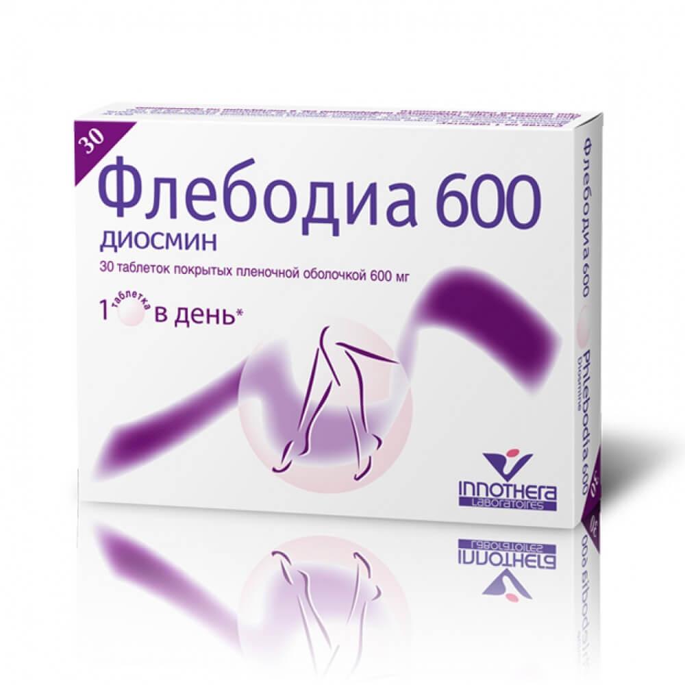Флебодиа 600: инструкция по применению при беременности и лучшие аналоги препарата