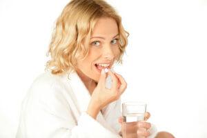 Таблетки нужно принимать после приема пищи