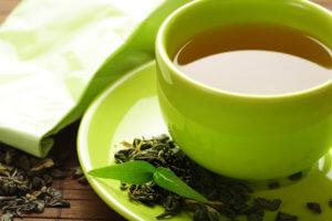 Зеленый чай поможет повысить пониженное давление
