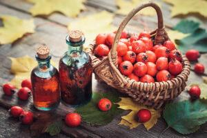 Готовим настойку из плодов боярышника правильно!