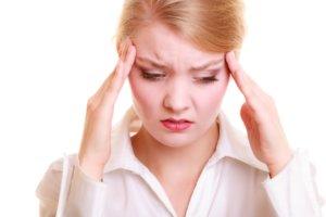 О чем свидетельствует головная боль в верхней части головы?