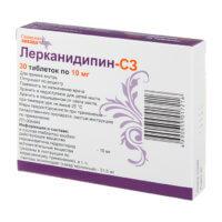 Лерканидипин – лекарственное средство для снижения повышенного артериального давления