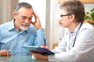 Терапия направлена на облегчение состояния больного и замедления развития болезни