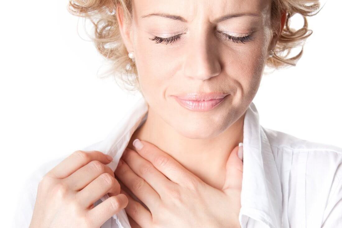 Ощущение нехватки воздуха при дыхании