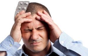 Обезболивающие препараты при боли в виске