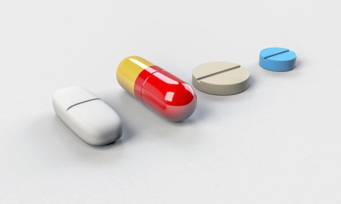 Таблетки от артериальной гипертензии
