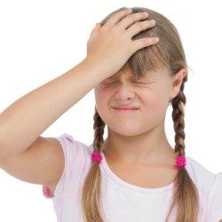 Головная боль у ребенка в 9 лет — физиологические и патологические причины