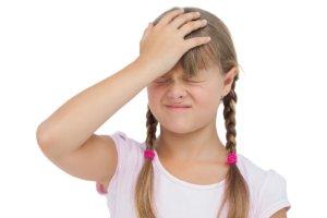 Головная боль у ребенка 9 лет
