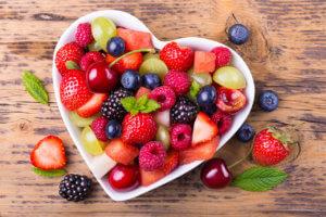 Фрукты и ягоды для укрепления сердца