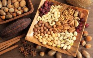 Орехи и семечки для сердца