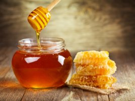 Клеверные мед