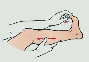 Первая помощь при судорогах в ногах