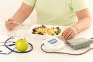 Питание и образ жизни при гипертонии