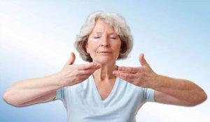 Дыхательное упражнение