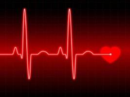 Рисунок пульс и сердце