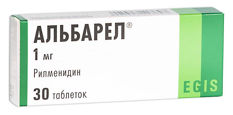Препарат Альбарел