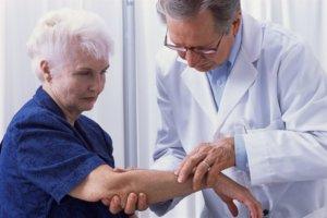 Диагностика причины боли в руках