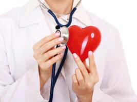 Кардиолог и сердце